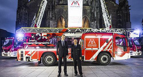 Magirus Gmbh Hersteller Von Feuerwehrfahrzeugen