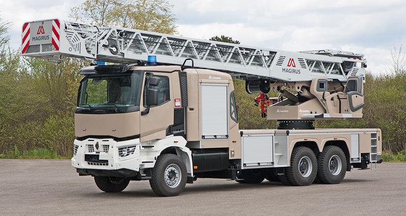 M55L for Qatar Civil Defence