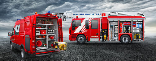 Fire Engines By Magirus Outstanding Technology Innovation