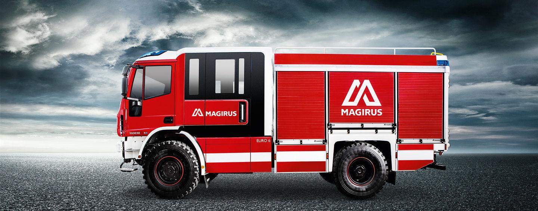 Magirus Team Cab Maximum Passenger Comfort And Safety