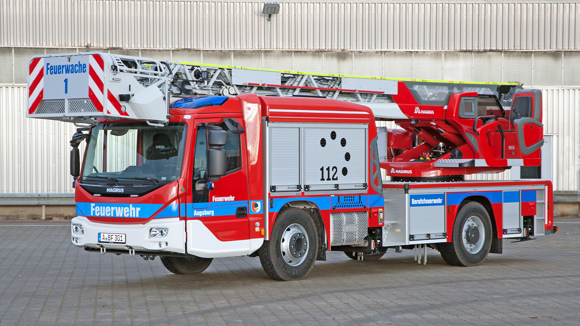 m32l as n b for augsburg